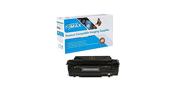 SuppliesMAX Compatible Replacement for CIG200035P Toner Cartridge 5000 Page Yield L50 Equivalent to Canon 6812A001AA