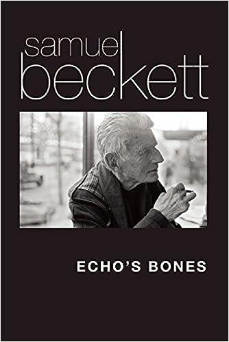 Book Echo's Bones