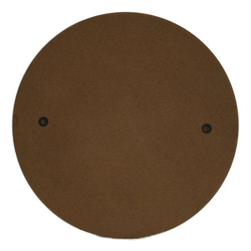 WonderBat Round Bat for Pottery Wheels, 12″ diameter
