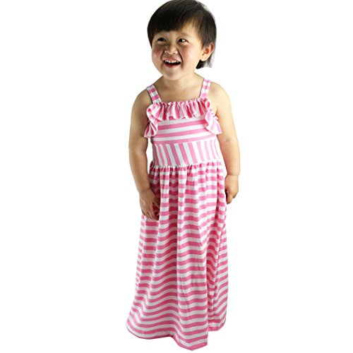 Wennikids Beach Dresses Striped Summer product image
