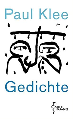 Gedichte Paul Klee 9783716026588 Amazoncom Books