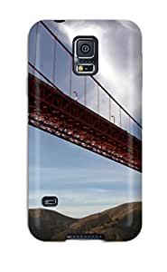 Special ZippyDoritEduard Skin Case Cover For Galaxy S5, Popular Sf Bridge Phone Case