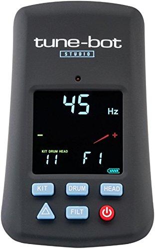 (Tune-bot tbs-001 Studio Electronic Drum Tuner)