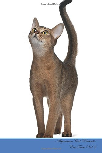 Abyssinian Cat Presents:  Cat Facts Workbook. Abyssinian for sale  Delivered anywhere in Canada
