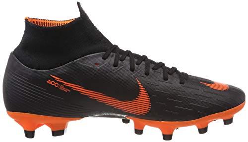 total De black w Orange Adulto Deporte 6 Zapatillas Superfly Nike Multicolor 081 pro Ag Unisex XPx14q