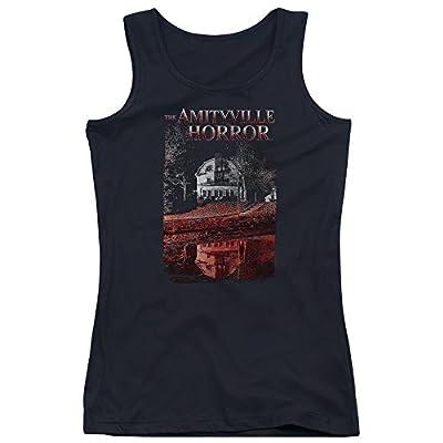 Amityville Horror Cold Blood Juniors Tank Top Shirt