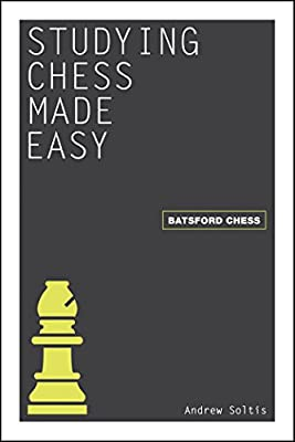 Studying Chess Made Easy (Batsford Chess)