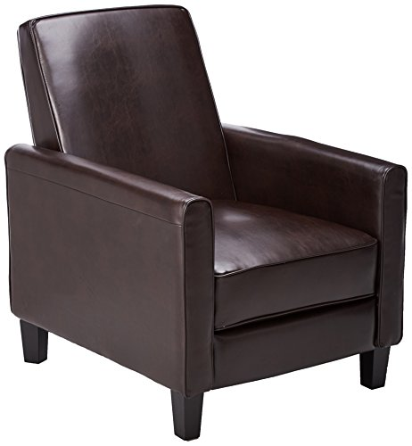 Best Selling Leather Recliner Club Chair  sc 1 st  Amazon.com & Small Reclining Chair: Amazon.com islam-shia.org