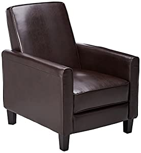 Best Selling Leather Recliner Club Chair  sc 1 st  Amazon.com & Amazon.com: Best Selling Leather Recliner Club Chair: Kitchen u0026 Dining islam-shia.org