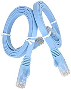 Flat CAT6 Ethernet Patch Cord