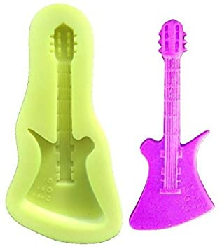Inception Pro Infinite Molde de Silicona para Guitarra eléctrica de Uso Artesanal: Amazon.es: Hogar