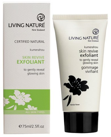 (Living Nature Natural Exfoliating Scrub)