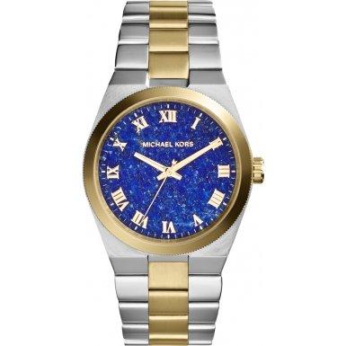 Michael Kors MK5893 Ladies Channing Two Tone Steel Bracelet Watch