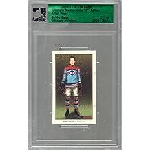 (CI) Bobby Bauer Hockey Card 2010-11 ITG Ultimate Memorabilia Artist Proof 43 Bobby Bauer