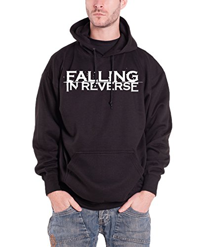 Falling In Reverse Straight To Hell Official New Pullover Hoodie