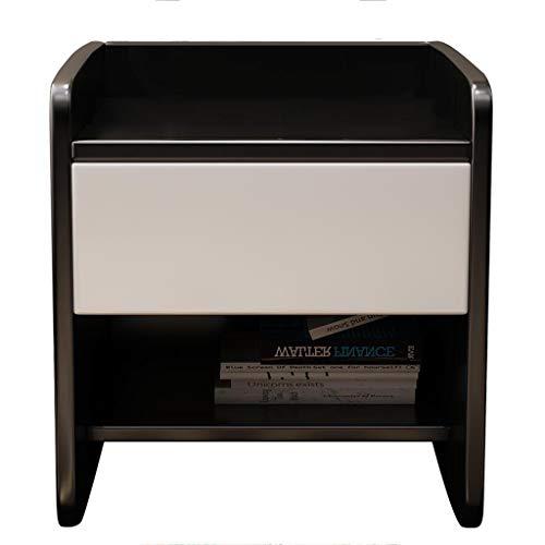DDSS Nightstand-Drawer Locker Bedside Table Modern Simplicity American Style Bedroom Mini Bedside Cabinet Storage Furniture /