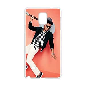 LGLLP Bruno Mars Phone case For samsung galaxy note 4