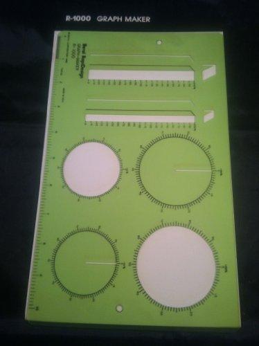 Berol, RapiDesign, R-1000, Graph Maker
