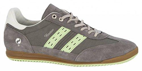 Quick Boston dark gull shadow lime grau Sneaker Herren (QM2051012204) Größe 45 EU