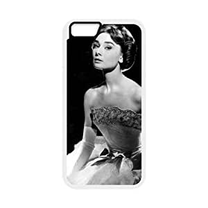 iphone6 4.7 inch Phone Cases White Audrey Hepburn JEB2257239