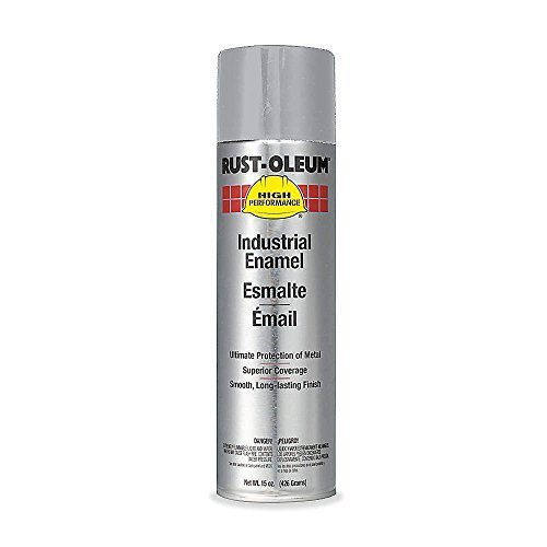 Spray Paint, Stainless Steel, 14 oz. by Rust-Oleum