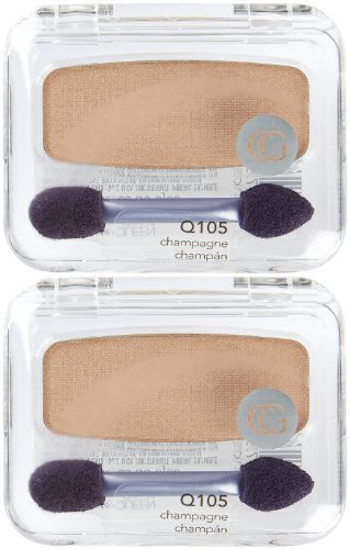 CoverGirl Queen Collection 1 Kit Eye Shadow - Champagne by P