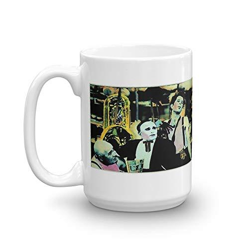 Swordfishtrombones - Tom Waits. 15 Oz Ceramic Glossy Mugs Gift For Coffee Lover Unique Coffee Mug, Coffee Cup. 15 Oz Fine Ceramic Mug With Flawless Glaze Finish