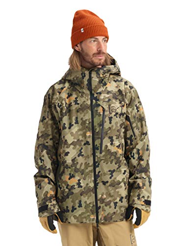 Burton Mens Ak Gore-Tex Cyclic Jacket, Keef Shelter
