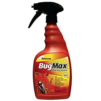 ZEP EBM32 Bug Max 365 Home Pest Control, 32 Ounce
