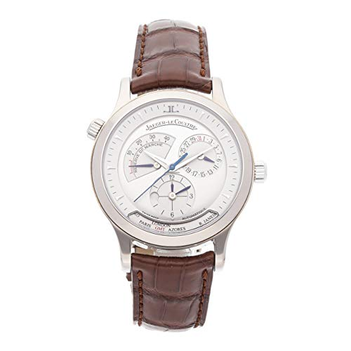 (Jaeger-LeCoultre Master Mechanical (Automatic) Silver Dial Mens Watch Q1423440 (Certified Pre-Owned))