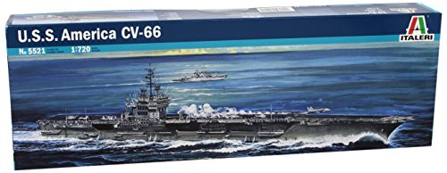 uss kitty hawk model - 8