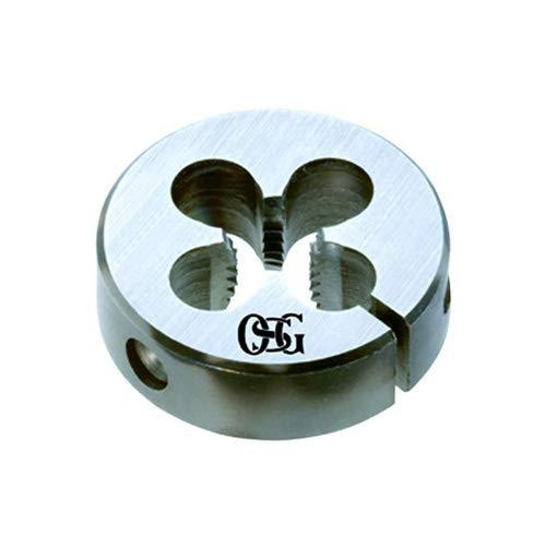 OSG USA 2703200 5//16-18 x 1 OD High Speed Steel Round Adjustable Die