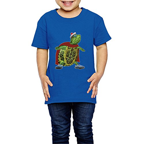 Kids Toddler Wonder Pets Tuck Turtle Little Boys Girls T-Shirt RoyalBlue Size 3 Toddler]()