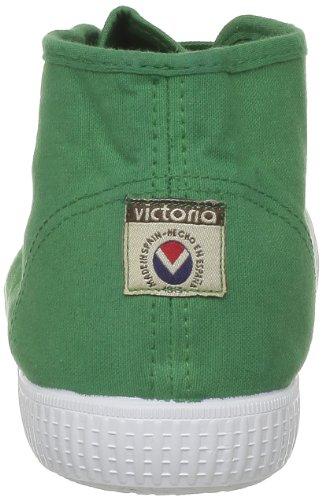 Mode Safari Vert Tintada Victoria Lona verde Baskets Femme v7xIqSawSf