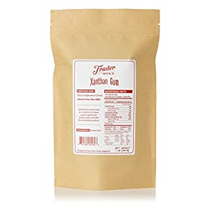 Trader Rick's Xanthan Gum, (16 Ounce) 1 lb Made in the USA
