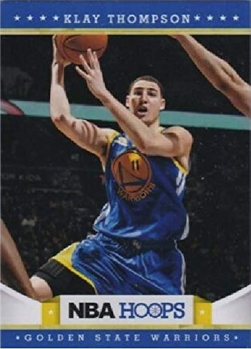 Thompson Rookie Card - 2012-13 Panini Hoops - Klay Thompson - Golden State Warriors NBA Basketball Rookie Card RC #232