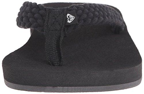Flop Porto Women's Roxy Black Flip Sandal 8SnI45nHqw