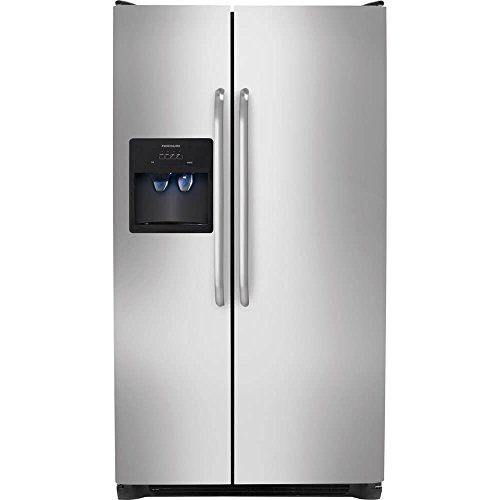 Frigidaire FFSS2614QS Refrigerator Stainless Steel product image