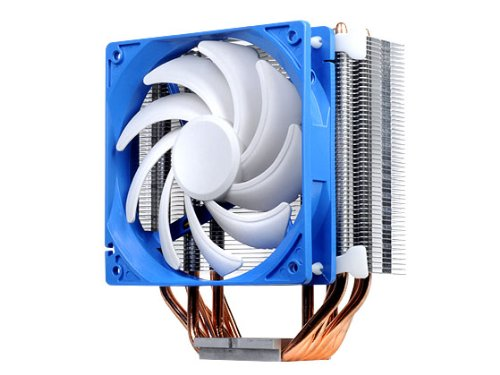 CPU Cooler Silverstone Tek Argon Series White AR03