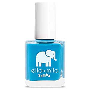 ella+mila Nail Polish, Samba Collection - Ocean Air