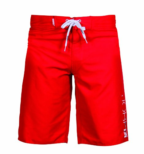 Jobe Logo Series Boardshort, X-Small, Red