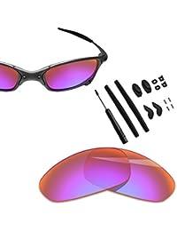 f04a48bec584 Anti-salt Polarized Replacement Lenses   Sock Kit for Oakley Juliet ·  BlazerBuck
