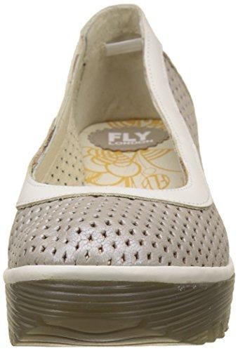 Escarpins Offwhite Fly Bout Silver Femme London Fermé Argent Yobe842fly Eqqwg8O