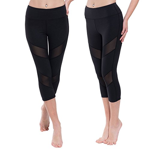 The 10 best capris leggings for women with mesh