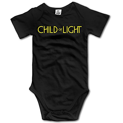 TLK Child Of Light Babys Baby Climbing Clothes Black Size 24 Months