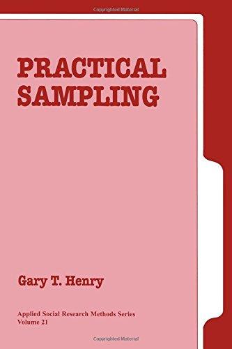 Practical Sampling (Applied Social Research Methods)