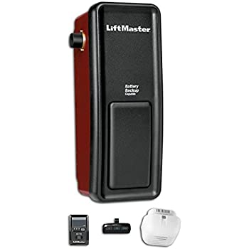 side mount garage door opener8500 Liftmaster Elite Series myQ Enabled Garage Door Opener