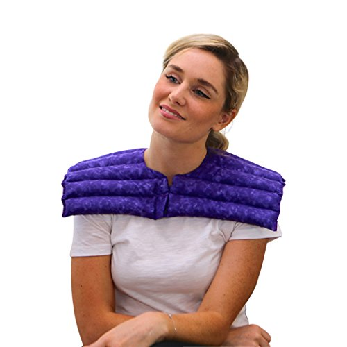 美国制造 消除疼痛放松肩颈的热/冷敷袋 $25.99!