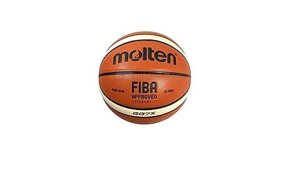 MOLTEN – Balón de Baloncesto ggx7 Talla 7: Amazon.es: Deportes y ...