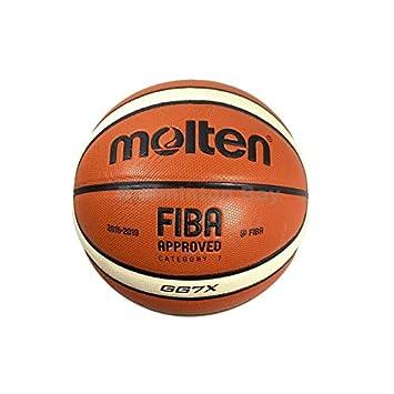 MOLTEN - Balón de Baloncesto ggx7 Talla 7: Amazon.es: Deportes y ...